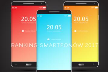 Ranking Smartfonów 2017